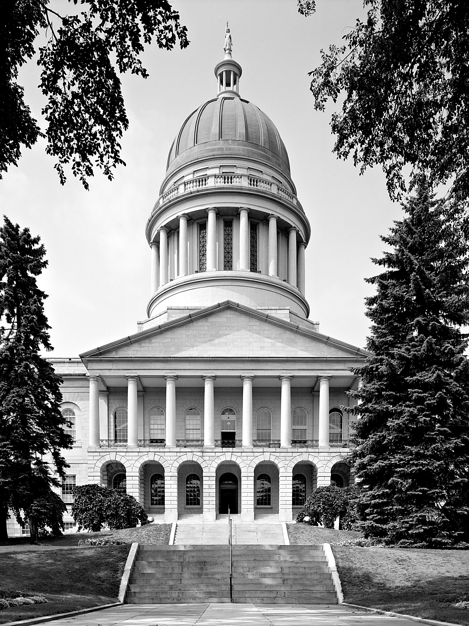 Maine State Capitol